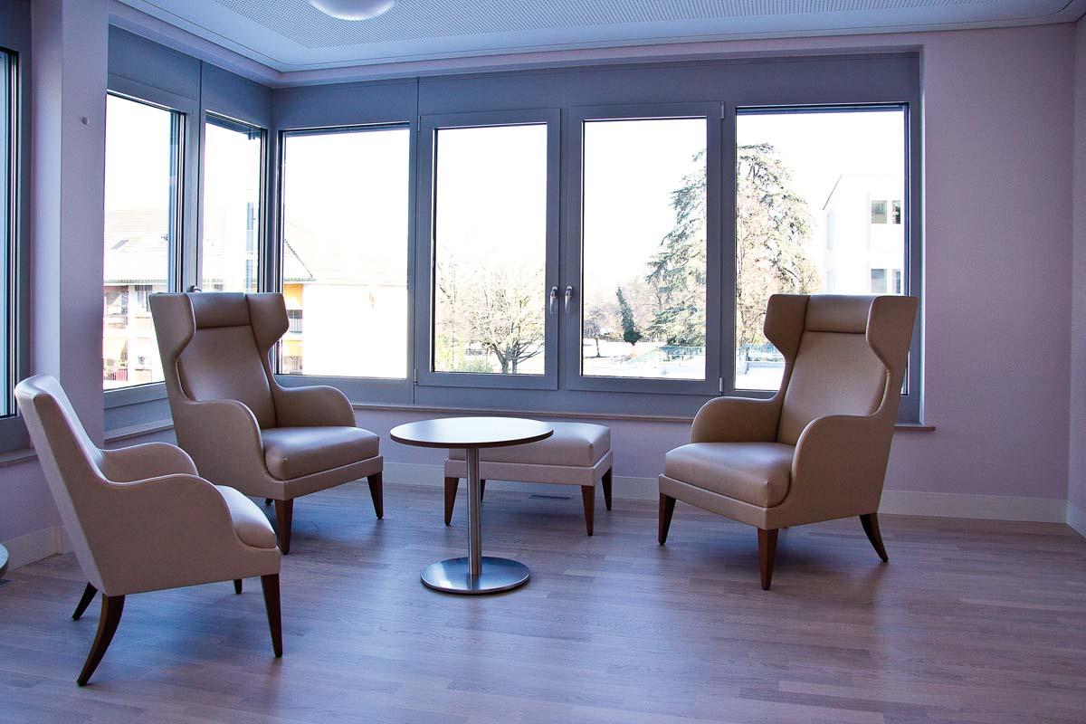 Fondation Butini Very Wood Italian Chair Makers