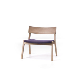 Stacking Lounge Armchair 14 / Frame Out
