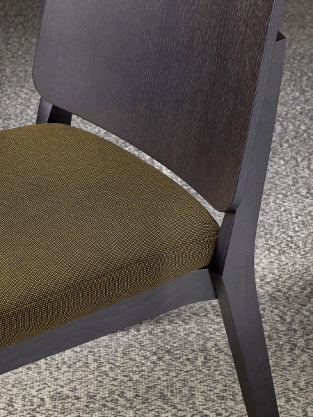 Dining Stacking Chair 01 Chelsea Very Wood Italian