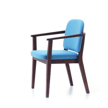 Dining Stacking Armchair 02 / Chelsea