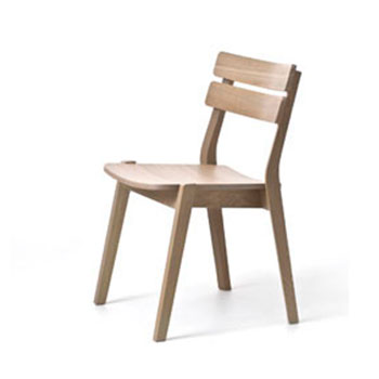 Dining Stacking Chair 11 L / Frame Out