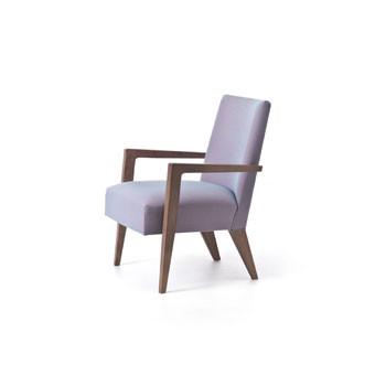 Lounge Armchair 04 / Metro