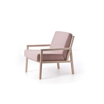 Lounge Armchair 04 / Paris