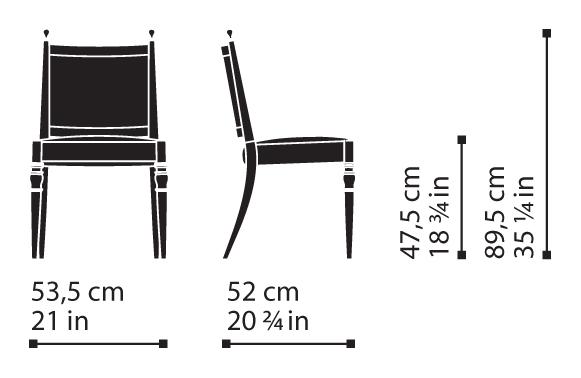 Misure Chair 01 / Century