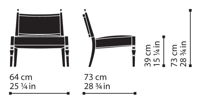 Misure Lounge Chair 07 / Century