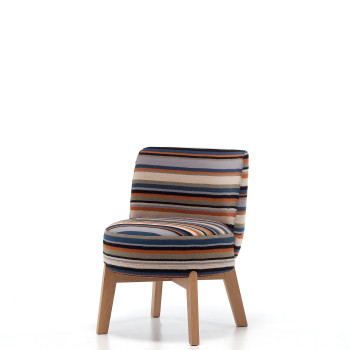 Chair Rond 01 H / Nomad