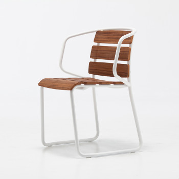 Stacking Chair 02 / Lido Out
