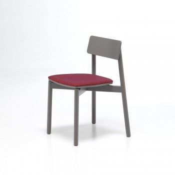 Stacking chair 11 / Rib
