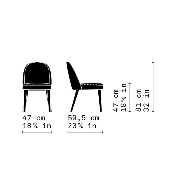 Misure Chair 01 / Carmen