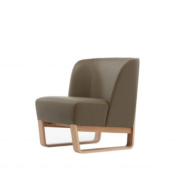 Lounge Armchair 04 / Skid
