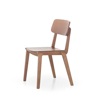 Dining Stacking Chair 11 L / Wing