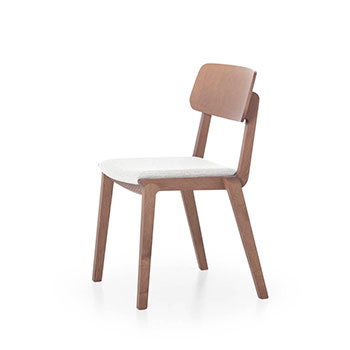 Dining Stacking Chair 11 / Wing