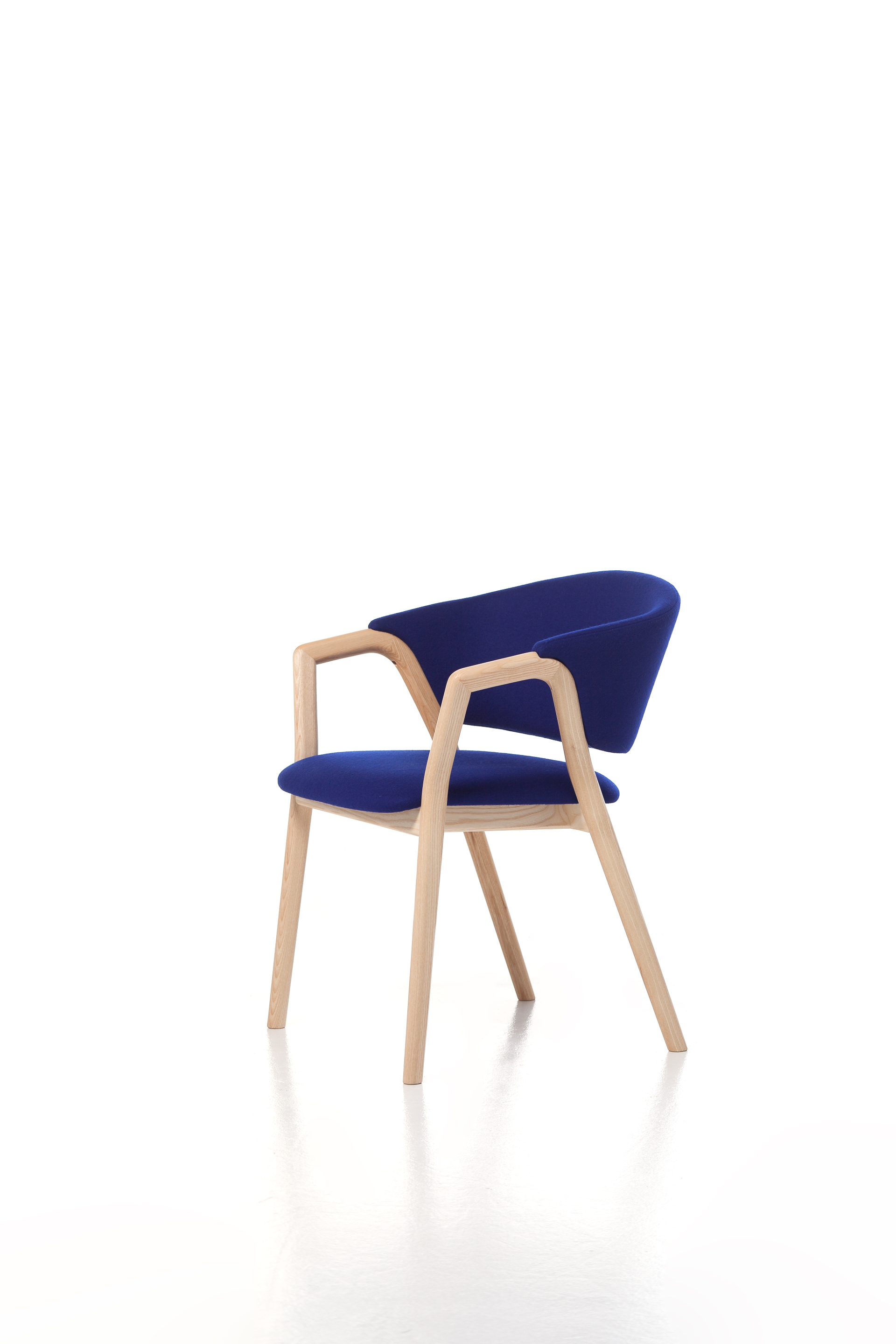 Stacking Dining Armchair 02 Camden Very Wood