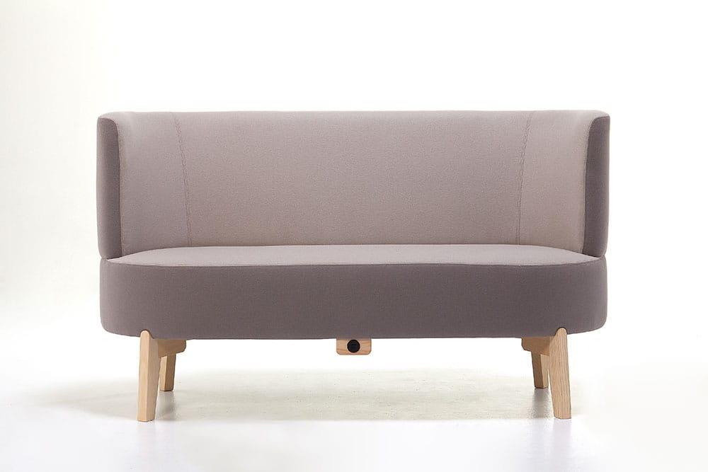Divano A Isola.Divano 623 Isola Very Wood Italian Chair Makers
