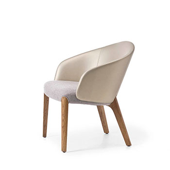 Lounge Armchair 04 / Bellevue