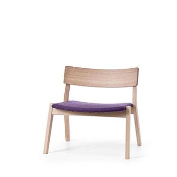 Sedia Lounge Impilabile 14 / Frame Out