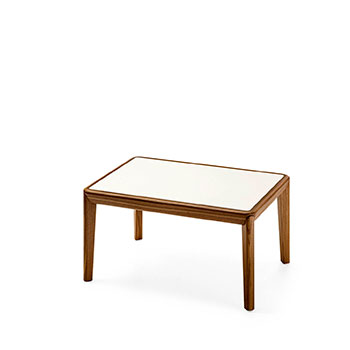 Low Rectangular Coffee Table T03 / Bellevue