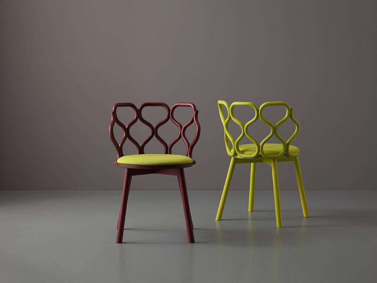 Gerla Very Wood Italian Chair Makers Very Wood