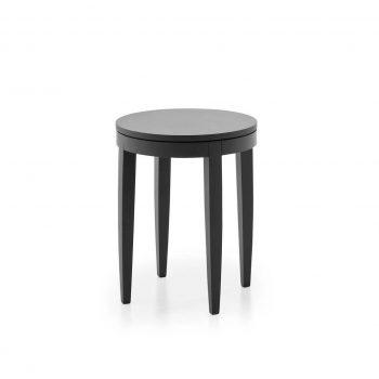 Tavolino Tondo T01 / Onda
