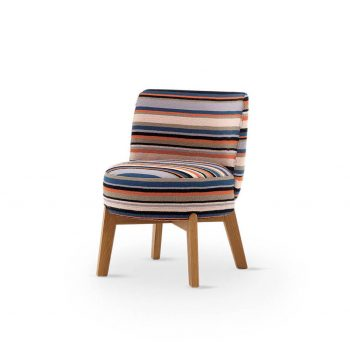 Lounge Chair 01 L / Rond