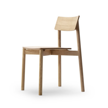 Dining Stacking Chair 11 L / Rib
