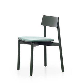 Dining Stacking chair 11 / Rib