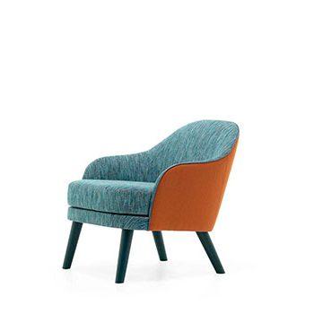 Lounge Armchair 04 / Carmen