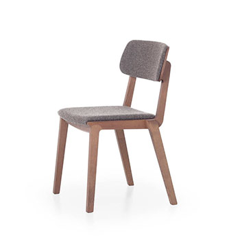 Dining Stacking Chair 01 / Wing