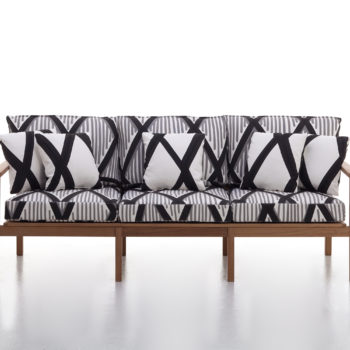 Lounge threeseater sofa 35 / Capri