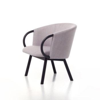 Lounge armchair 04 / Zant