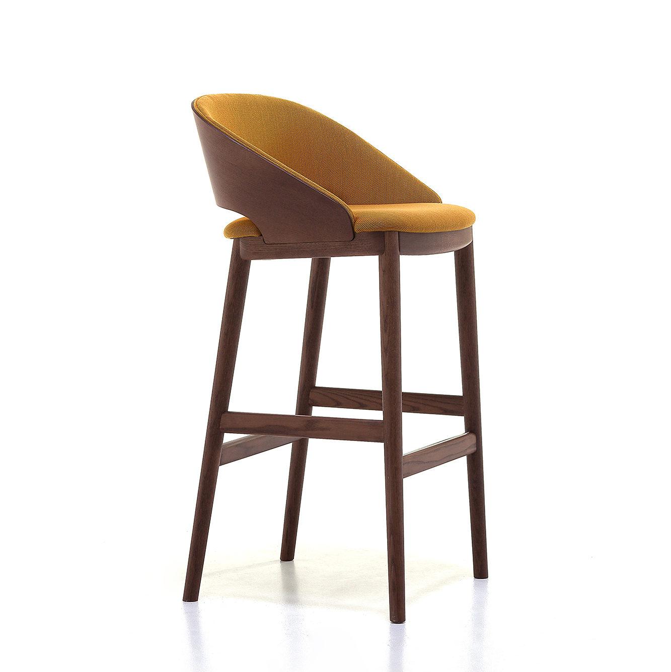 Barstool 06 Odeon Very Wood Italian Chair Makers