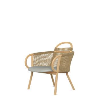 Lounge Armchair 34/NR / Zantilam
